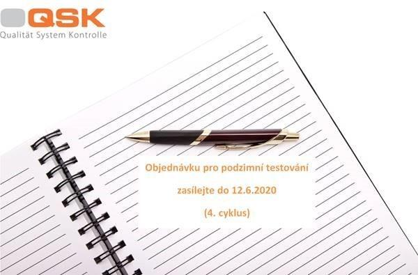 QSK termín
